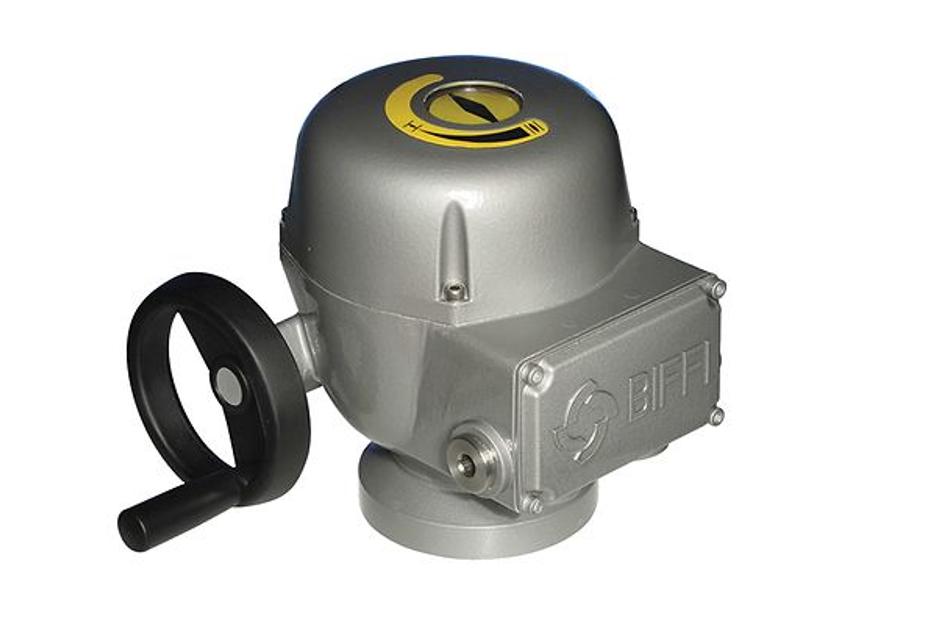 Biffi Electric Actuators F02